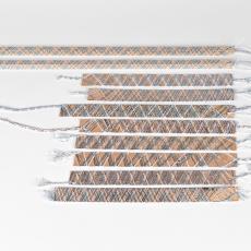 Proeven voor de modecollectie 'Stjerren oan it Fimamint' - Textielmuseum (Josefina Eikenaar), Textielmuseum (Josefina Eikenaar), Winde Rienstra, Textielmuseum (Josefina Eikenaar), Textielmuseum (Josefina Eikenaar), Textielmuseum