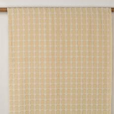 'Vavineta' (?), gordijnstof met weefeffecten - Textielmuseum (Josefina Eikenaar), Textielmuseum (Josefina Eikenaar), Weverij De Ploeg (Bergeijk)