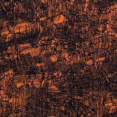 Kledingstof 'Orchestra' - Fuller & Co. (USA), Textielmuseum (Josefina Eikenaar), Raoul Dufy, Textielmuseum (Josefina Eikenaar)