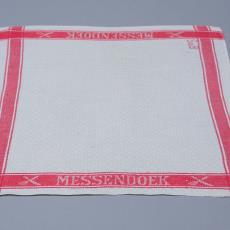 'Messendoek' - onbekend, Textielmuseum (Josefina Eikenaar), Textielmuseum