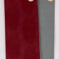 Stalenkaart met galons voor paramenten - Textielmuseum, Textielmuseum, Textielmuseum, H.H. Kolthof N.V.