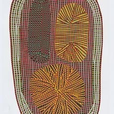 'Amoeba' uit de serie 'Signature Carpets' - Textielmuseum (Josefina Eikenaar), Moooi Carpets, Bertjan Pot