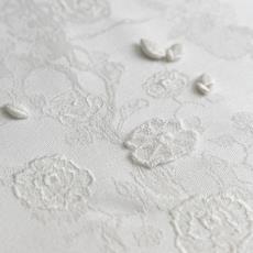 'Koningsdamast': tafellaken en servetten - Jan Taminiau, Textielmuseum, Textielmuseum (Josefina Eikenaar)