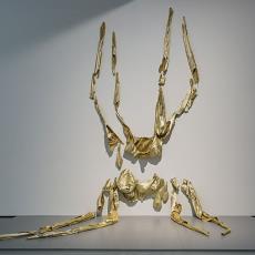 'Fragmented Body Double' - Textielmuseum, Karin Arink, Textielmuseum (Josefina Eikenaar)