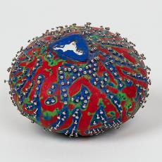 'Pinbroche' (no. 4) - Beppe Kessler, Textielmuseum