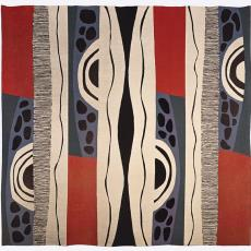 Zonder titel - Sia Bakema, Textielmuseum (Josefina Eikenaar)