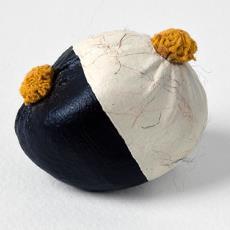 Broche 'Dubbel peperschoentje', uit de Family collectie - Beppe Kessler, Quispel, Thijs