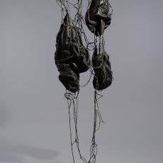 STIMULUS: cord reflexes, Subject B.M. - Textielmuseum (Josefina Eikenaar), Textielmuseum, Textielmuseum (Josefina Eikenaar), Bart Hess, Textielmuseum (Josefina Eikenaar)