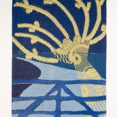'Herinneringen aan vergezichten' (01) - Kiki van Eijk, Textielmuseum, Textielmuseum (Joep Vogels)