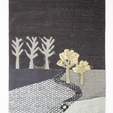 'Herinneringen aan vergezichten' (03) - Kiki van Eijk, Textielmuseum, Studio Maarten Kolk en Guus Kusters