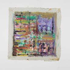 Ontwerptekening in blokken en strepen; in diverse kleuren - Lange, Tommy de, Désirée Scholten-van de Rivière