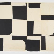 collage in zwart-wit - Herman Scholten, Lange, Tommy de