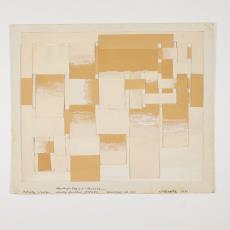 ontwerp wandkleed 'spiegel' - Herman Scholten, Lange, Tommy de