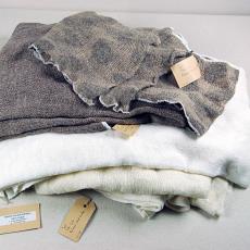 Proefstalen voor 'Species' - Nanna van Blaaderen, Audax Textielmuseum Tilburg