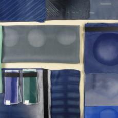Proefstalen van de doeken, getiteld Stoom' - Visser, Jetske, Visser, Jetske, Visser, Jetske, Visser, Jetske, Textielmuseum (registratiefoto), Visser, Jetske, Visser, Jetske, Jetske Visser, Visser, Jetske, Visser, Jetske, Visser, Jetske, Visser, Jetske, Visser, Jetske, Textielmuseum, Visser, Jetske, Textielmuseum (registratiefoto)