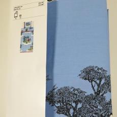 """dekbedovertrek en kussensloop uit de serie """"Glödande"""" - Textielmuseum (registratiefoto), Ikea, Walter Van Beirendonck, Textielmuseum (registratiefoto)"""