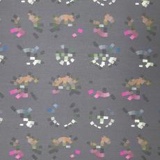 Meubelstof 'Colorwheel' (0006 charcoal) - Maharam, Textielmuseum (registratiefoto), Kvadrat, Textielmuseum (registratiefoto), Hella Jongerius, Textielmuseum (registratiefoto)