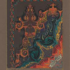 Hoekontwerptekening karpet - Sikko van der Woude