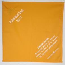 Koningsdag zakdoek 2017 - Textielmuseum