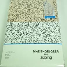 'Avantgarde' (black), dekbedovertrek met kussensloop in originele verpakking - Hay, Mae Engelgeer
