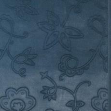 Trijp meubelstof met bloempatroon - Léo Schellens, Textielmuseum (registratiefoto), Fanny Aronsen