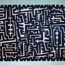 'Ciliophora' - Nodus, Maarten Baas, Textielmuseum (registratiefoto)