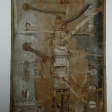 'Zonder titel' - Lange, Tommy de, Krijn Giezen, Lange, Tommy de, Textielmuseum (registratiefoto)