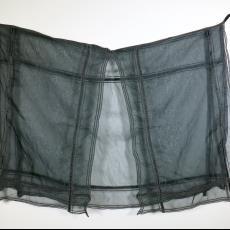 'Confrontatiedoekje IV' - Harry Boom, Textielmuseum (registratiefoto)