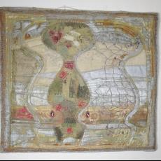 Titel onbekend - Textielmuseum (registratiefoto), Textielmuseum (registratiefoto), Willem Schenk, Textielmuseum (registratiefoto)
