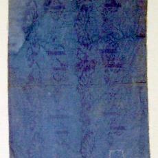 Fragment kledingstof, yuzendruk (Japan) - onbekend