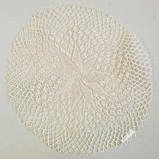 Breistaal met ruitjespatroon - G.H. Duiker (toegeschreven), Textielmuseum (registratiefoto)