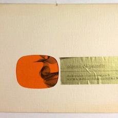 Gedenkdoek ITMA-tentoonstelling Mulhouse 1971 - Textielmuseum (registratiefoto), Textielmuseum (registratiefoto), onbekend