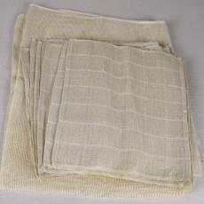 Elf vitragestalen - Textielmuseum (registratiefoto), Linnenfabriek Wed. J. van Nuenen & Zoon (Zeelst / Meerveldhoven)