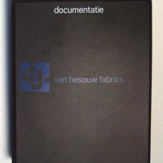 Stalenboek Van Besouw fabrics '520-530 410-400 223-220 450 912-922 845-600' - Textielmuseum (registratiefoto), Textielmuseum (registratiefoto), Textielmuseum (registratiefoto), Van Besouw Fabrics (Goirle)