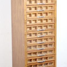 Gütermann garenkast naaizijde - Textielmuseum (registratiefoto), Gütermann, Textielmuseum (registratiefoto)