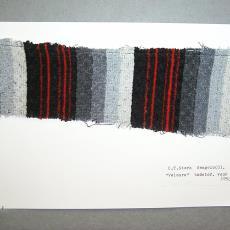 Staal badstof voor badjasen - Textielmuseum (registratiefoto), Seahorse Stork (Hengelo), Ben Schurink
