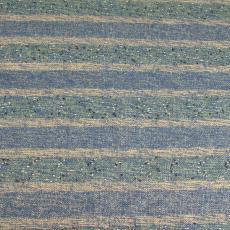 Tafelkleed in blauwe tinten - Hermann Fischer, Kitty van der Mijll Dekker (Fischer-), Textielmuseum (registratiefoto)