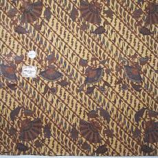 'Batik Tulis Halus' - Dewi Jaya, Textielmuseum (registratiefoto)