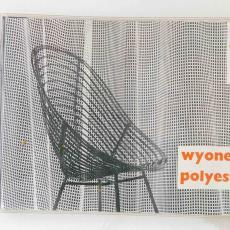 'Wyonets Polyesters', stalenboek - onbekend, Textielmuseum (registratiefoto), Textielmuseum (registratiefoto), Textielmuseum (registratiefoto)