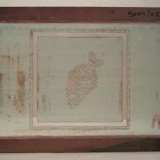 Zeefdrukraam Atelier 't Seghel - Textielmuseum (registratiefoto), Jan van den Bergh