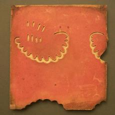 Drukblok Vlisco - Textielmuseum (registratiefoto), Vlisco (Helmond)