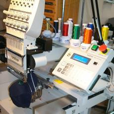 Computergestuurde borduurmachine - Brother