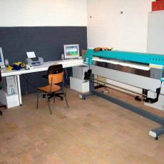 Inkjetprinter, type Amber - Textielmuseum (registratiefoto), Textielmuseum (registratiefoto), Textielmuseum (registratiefoto), Textielmuseum (registratiefoto), Textielmuseum (registratiefoto), Stork Digital Imaging, Textielmuseum (registratiefoto)