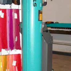 Fixeerapparaat - Stork Digital Imaging, Textielmuseum (registratiefoto)