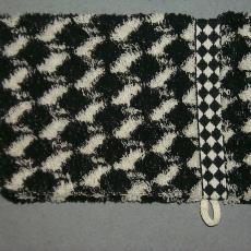 Washand blokken 'Rits Royal' - Textielmuseum (registratiefoto), Elias Jorzolino (Neede), Mariëtte Wolbert