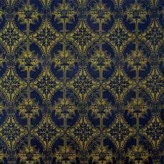 Gordijn 'Paardebloem' - Chris Lebeau, Léo Schellens & Co. (Eindhoven), Lange, Tommy de, Lange, Tommy de, Textielmuseum (registratiefoto)