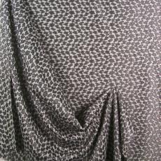 Kant, grijsgevlekt, met panterdessin, nr. 375640 - Textielmuseum (registratiefoto), Dentex (Nieuw-Vennep)