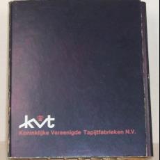 Stalenboek - Koninklijke Vereenigde Tapijtfabrieken (Deventer), Textielmuseum (registratiefoto), Textielmuseum (registratiefoto)