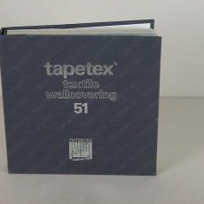 'Tapetex, textile wallcovering, 51' - Interdec, Textielmuseum (registratiefoto), Textielmuseum (registratiefoto), Zwartz (Oldenzaal)