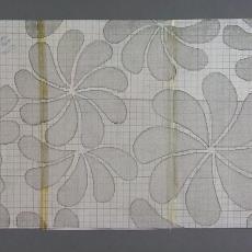 Patroontekening 'Design No. 5' (kopie) - W.G.J. Ramaer & Co. (Helmond), A.A. Smit